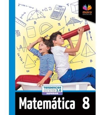 Libro Matematica 8 EGB Alumno