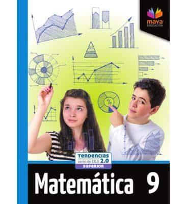 Libro Matematica 9 EGB Alumno